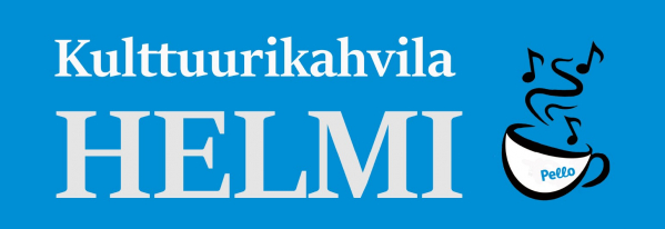 Kulttuurikahvila Helmen logo.