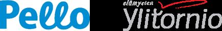 Pellon ja Ylitornion kuntien logot.